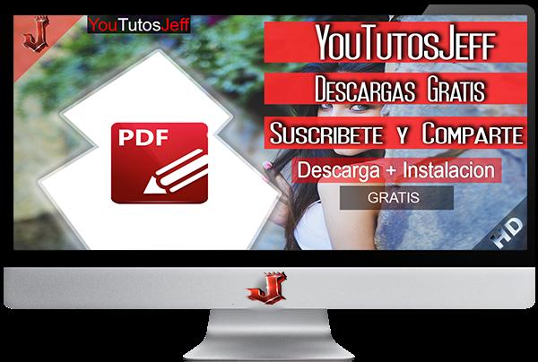 PDF-XChange Editor Plus 6.0.317.1 FULL ESPAÑOL | 2016