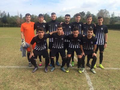Βαριά ήττα για την ομάδα Κ19 του ΑΟ Χανιά από τον ΟΦΗ με 7-2