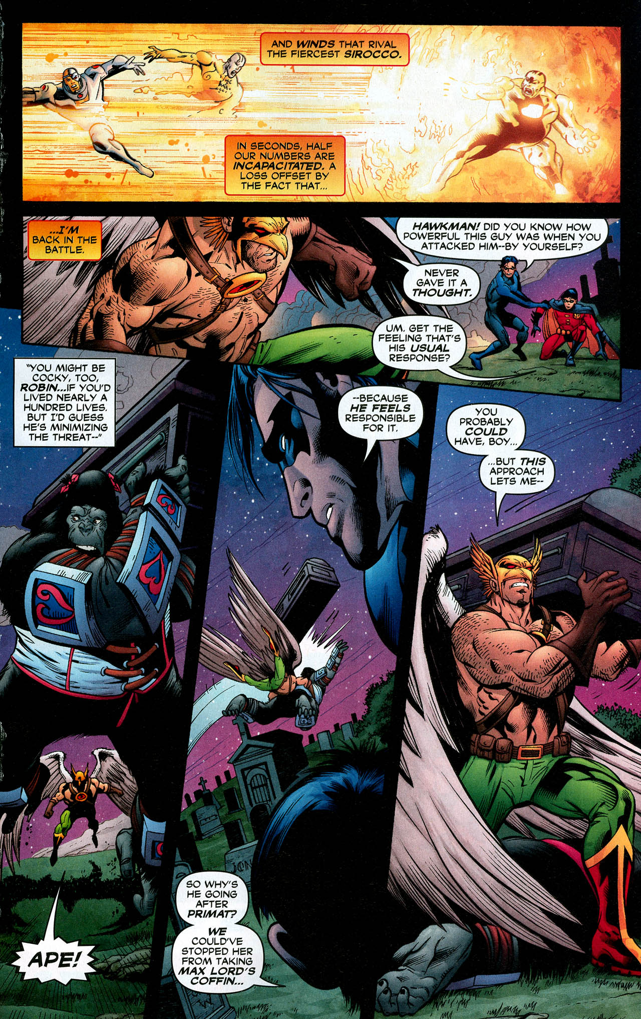 Read online Trinity (2008) comic -  Issue #14 - 20