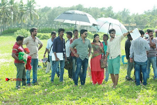 Kreshna Anandhi Nithin Sathya Karunas starring Pandigai Movie Stills  0010.jpg