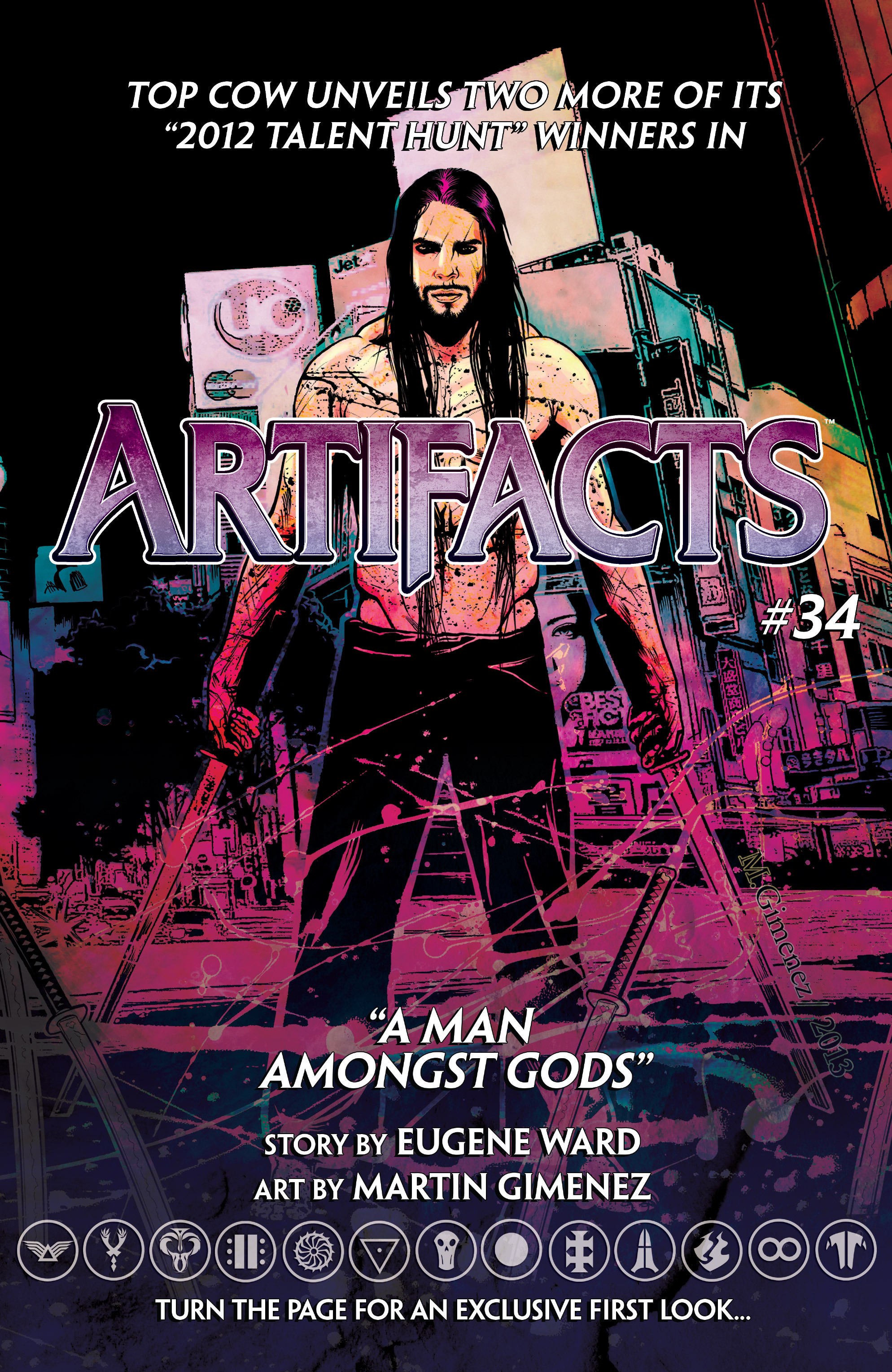 Read online Artifacts comic -  Issue #33 - 24