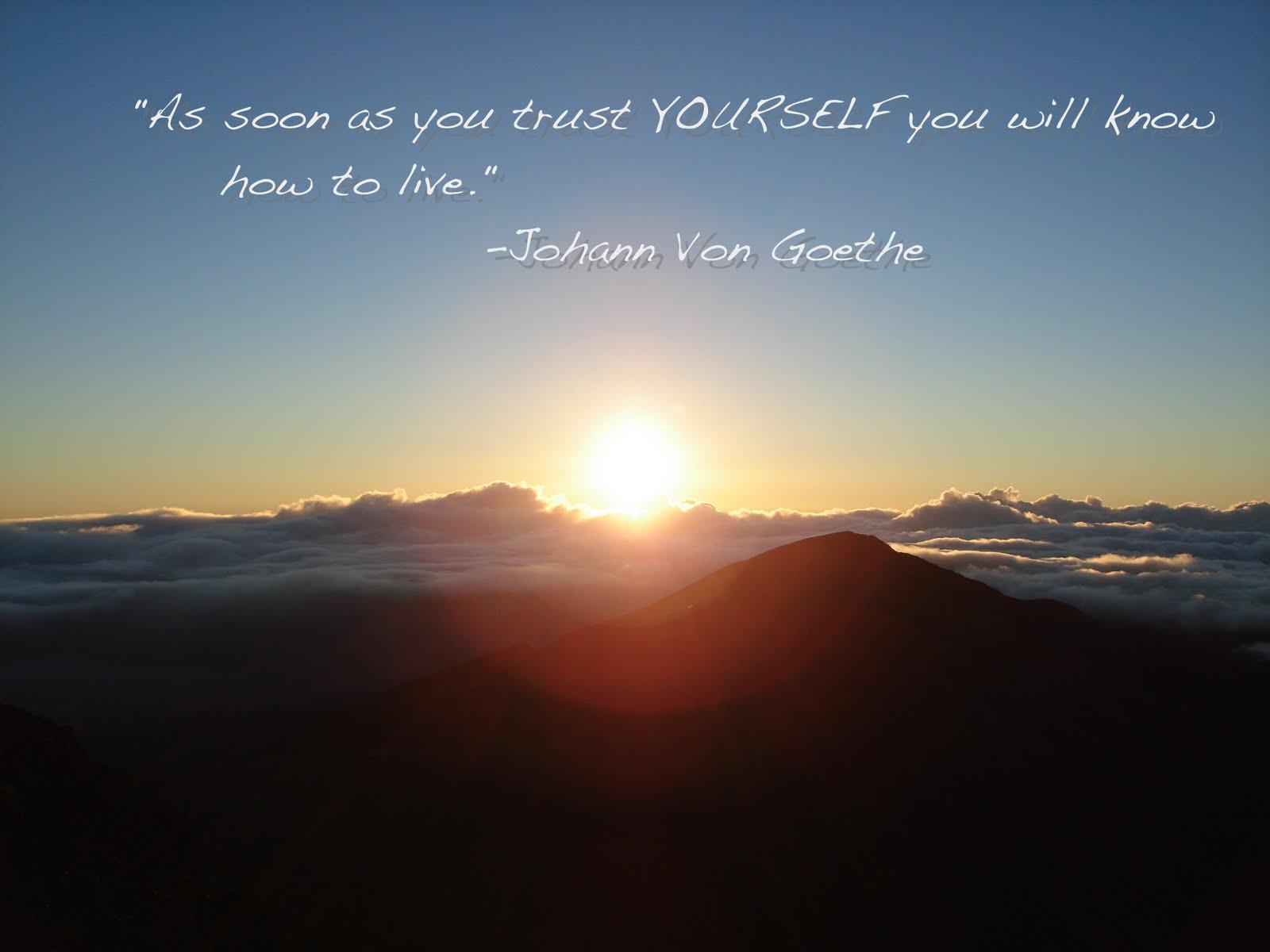 Sunrise Inspirational Quotes. QuotesGram