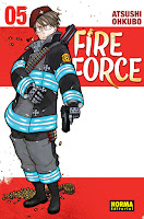 En no Shōbōtai (Fire Force) de Atsushi Ohkubo - Norma Editorial