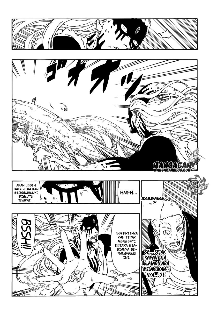 Boruto : Naruto Next Generation Chapter 9
