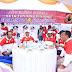 UPP Saber Pungli Tanjungpinang Gelar Jalan Santai dan Senam Sehat