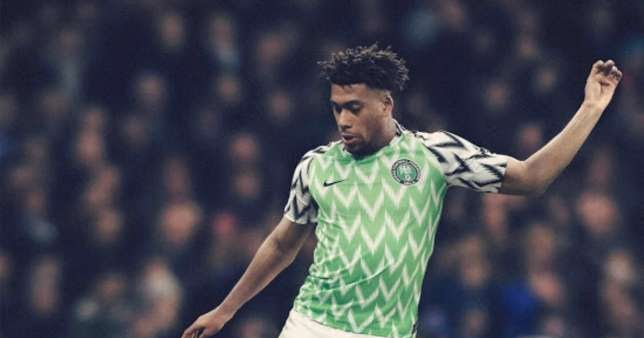 2018 Super Eagles World Cup Jersey Unveiled - FOW 24 NEWS a9b2a80db