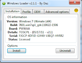 LOADER INTEGRALE WINDOWS GRATUIT 7 POUR TÉLÉCHARGER 2.1 EDITION WINDOWS
