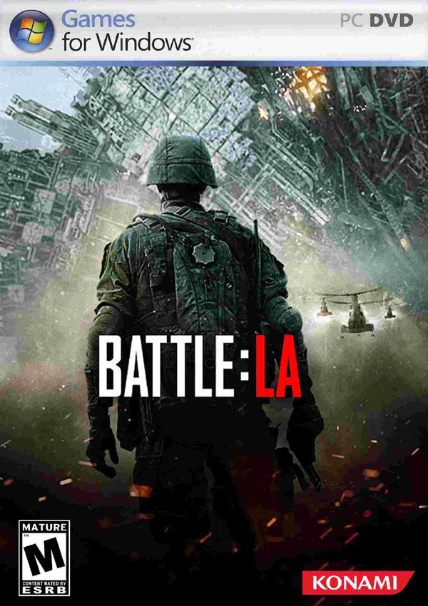 Battle Los Angeles Download Cover Free Game