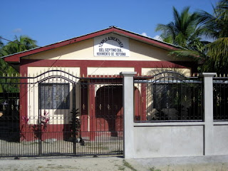 Church, Tripoli, Honduras