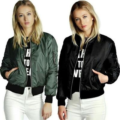 harga jaket wanita terbaru 2016