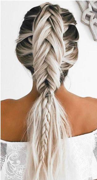stylish braid idea
