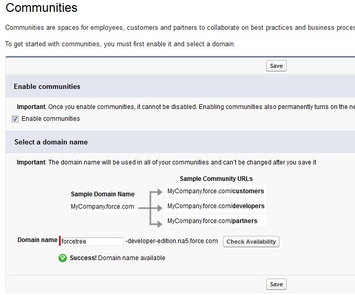 ForceTree com: Salesforce Login Page: Custom login page with