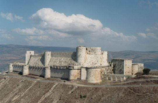 kerak castle, crusader