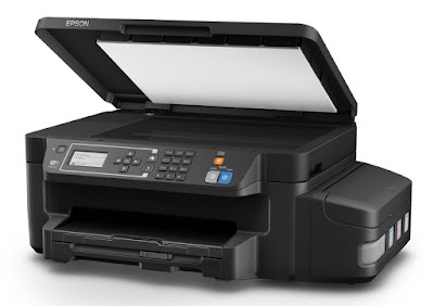 Epson EcoTank L606 Driver Download