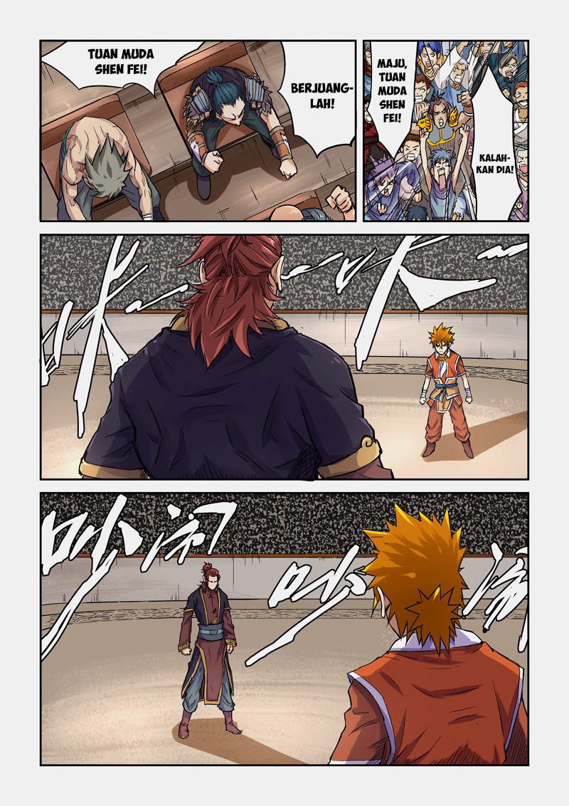 Tales of Demons and Gods Chapter 101