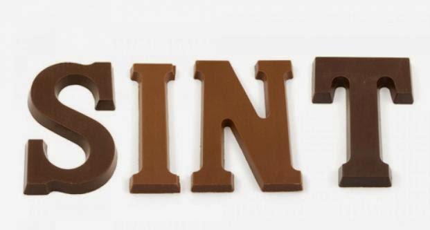 De allerlekkerste chocolade(letter)mousse!