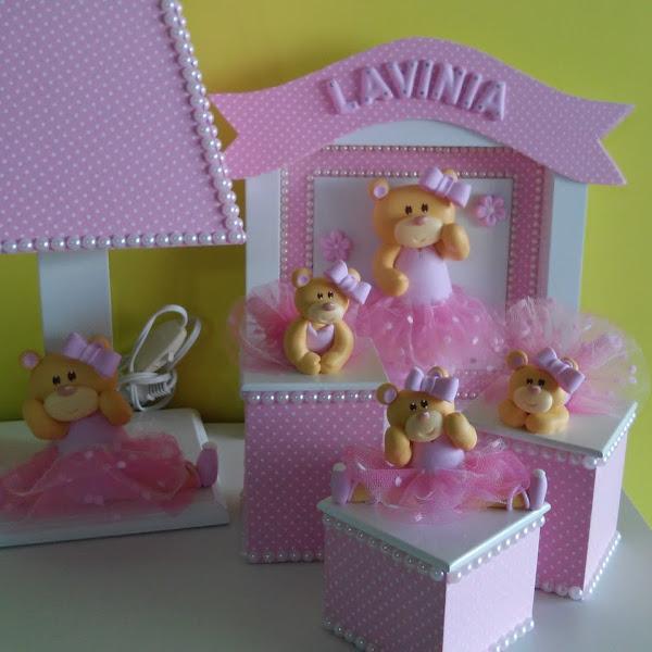 Kit Ursa Bailarina