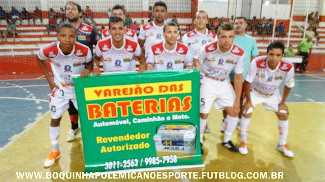 Varejão das Baterias vence Lopez Lanches pela semifinal do ... 7a5f83a589a0b