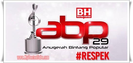 Anugerah Bintang Popular Berita Harian (ABPBH) ke-29