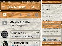 BBM MOD Kimochi Kertas Lungsetv3.2.0.6 Apk