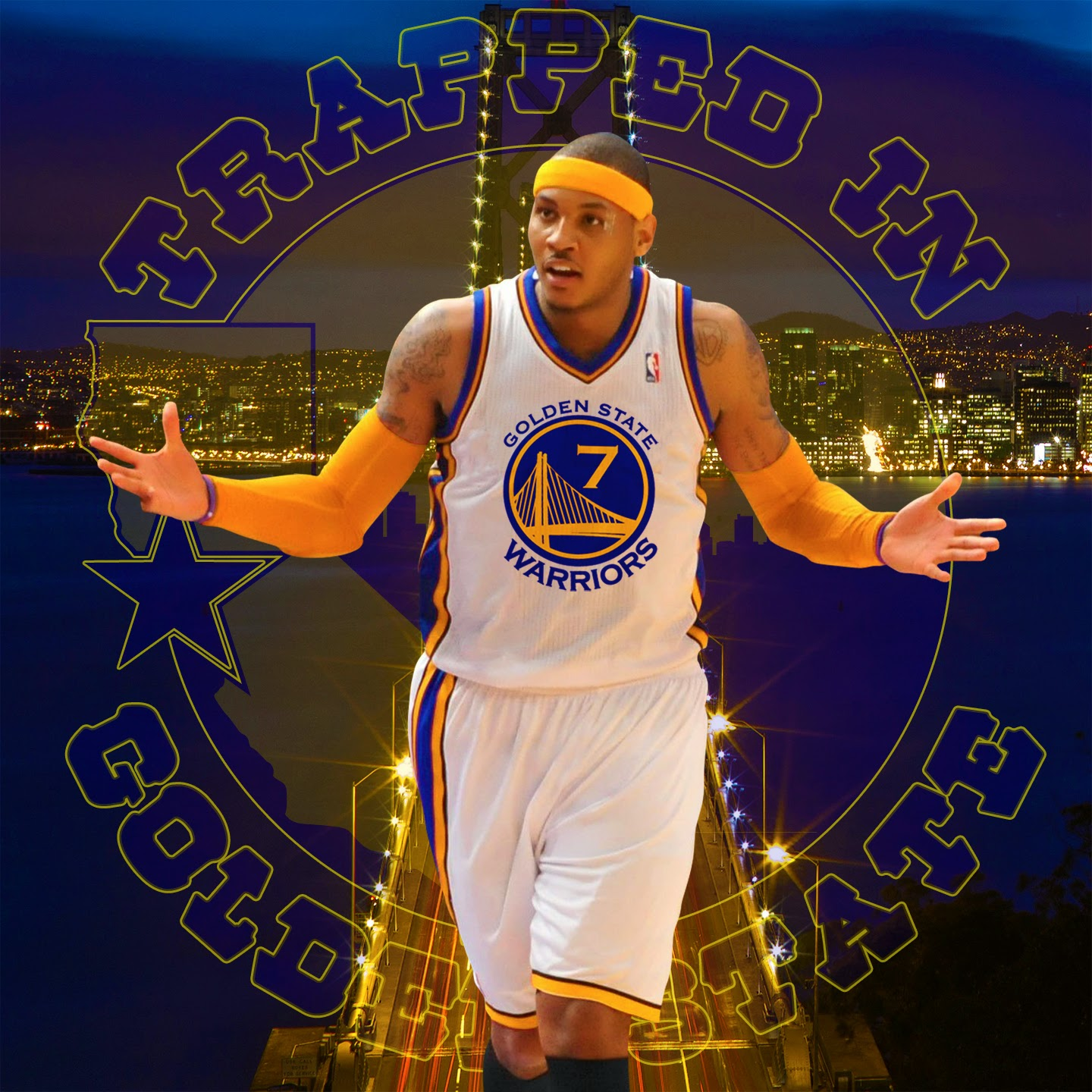Trapped in Golden State