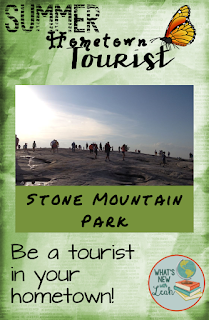 As we continue on with our Summer Hometown Tourist agenda, we visit Stone Mountain! This natural wonder in Georgia has a dark history, but it makes for a fun - and history-filled - adventure for folks visiting the Atlanta area. Click through to read more about what all you can do when you visit Stone Mountain!