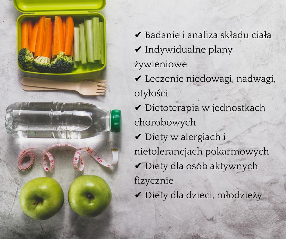 Nowy Rok - nowe nawyki dietetyczne - nowa sylwetka. Zapraszamy!