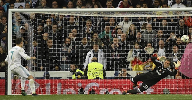 Ronaldo Mencetak Gol Melalui Pinalti Dan Mengakui Kehebatan Juventus