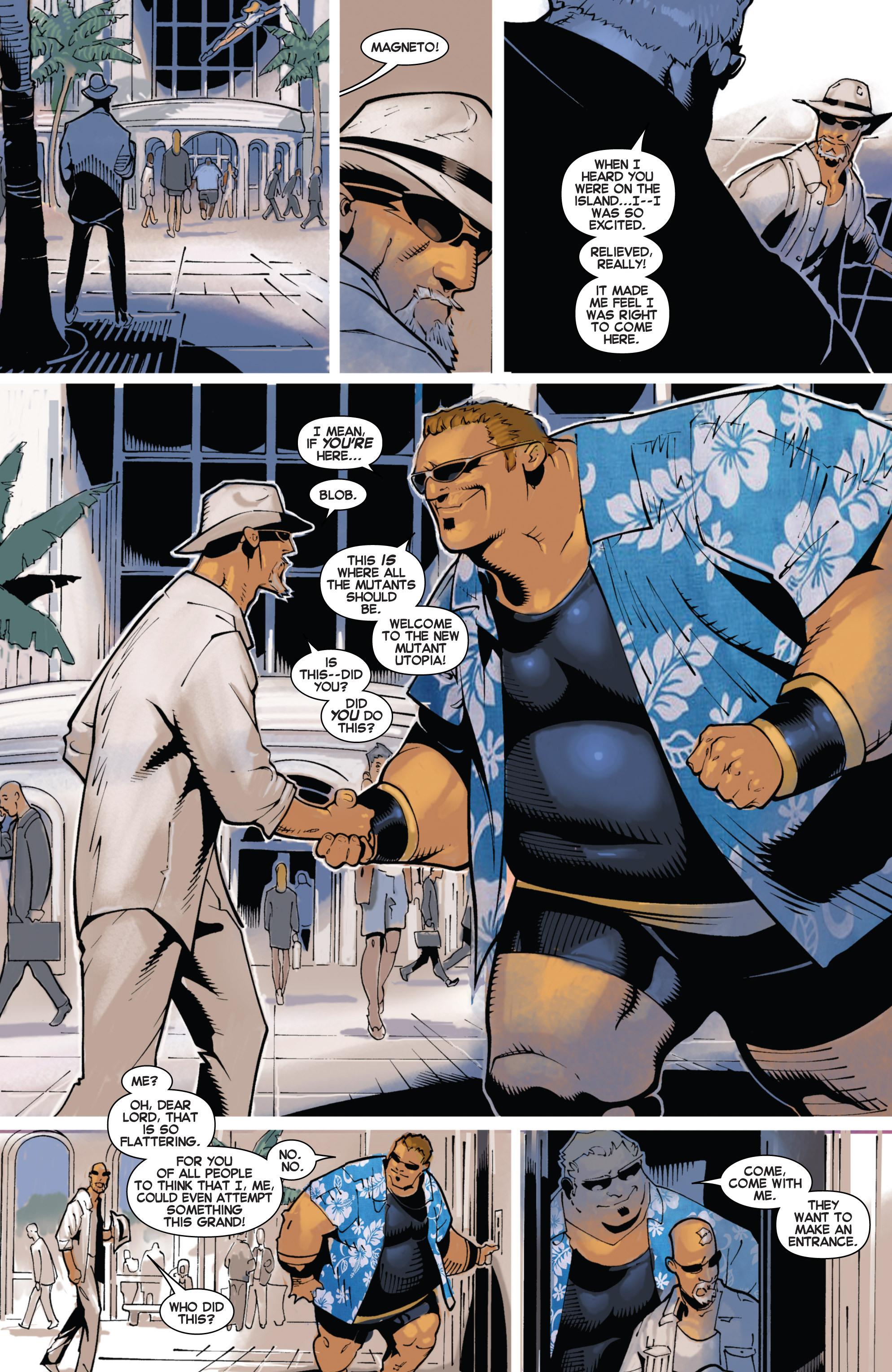 Read online Uncanny X-Men (2013) comic -  Issue #16 - 14