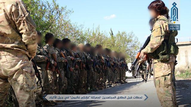 Turki Tetapkan Hay'at Tahrir Al-Sham (HTS) Sebagai Organisasi Teroris