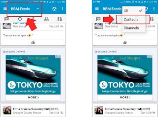 Cara Menghilangkan Iklan Di BBM Android Versi Baru Tanpa Root dan MOD