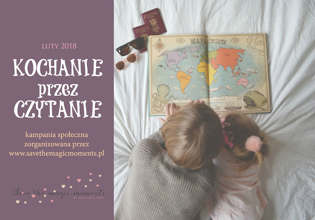 Kochanie przez czytanie - rusza kampania społeczna zachecająca do czytania dzieciom