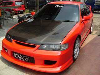 honda cielo modifikasi