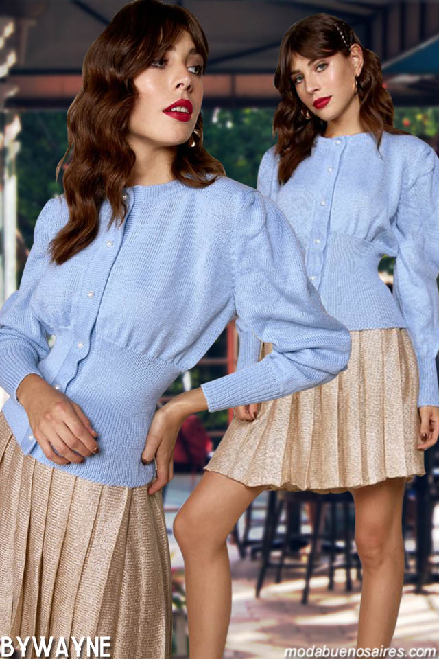 Sacos invierno 2019 ropa de mujer moda invierno 2019.