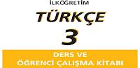 3. Sınıf MEB Yayınları Türkçe Çalışma Kitabı Cevapları