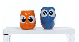disney store finding dory nemo dory mugs