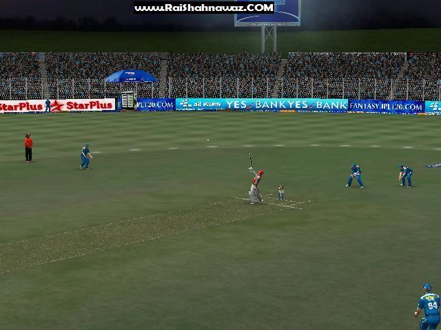 Pepsi IPL 6 Cricket 2013 Free Download w