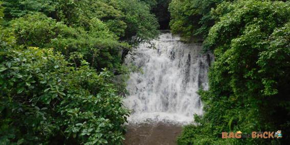 First-Fall-Elephant-Falls-Shillong