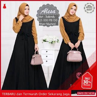 GMS150 YPNK150A135 Alesha Dress Terbaru Cantik Dropship SK0771723728