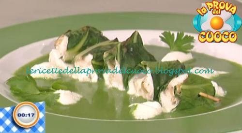 Spiedini di fragolino ricetta Riccobono da Prova del Cuoco