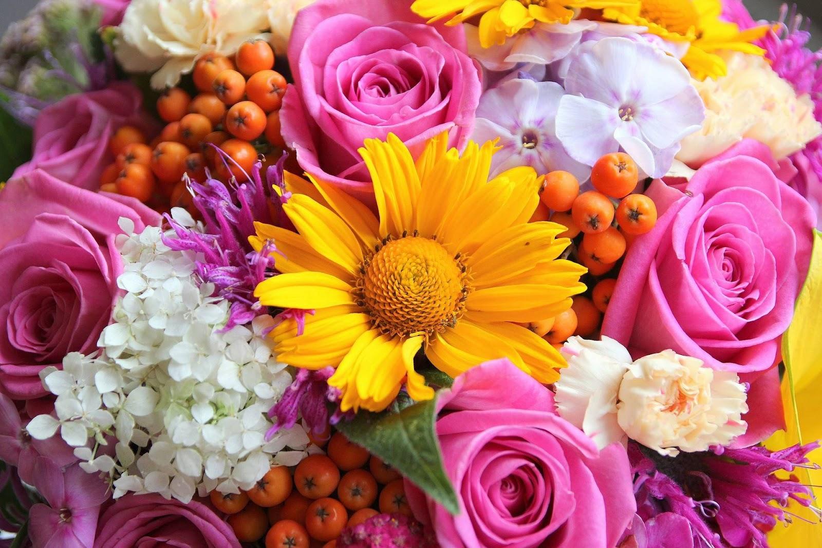 Fondos De Pantalla, Flores