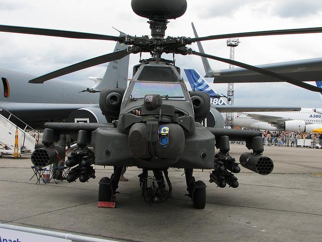 AH 64 Apache Longbow