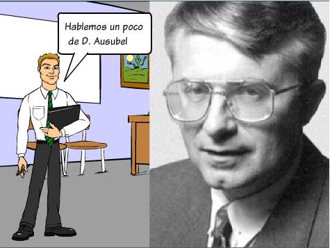✨ David Ausubel : Teorías y Roles del Docente-Estudiante