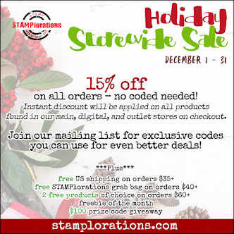 HOLIDAY STOREWIDE SALE!