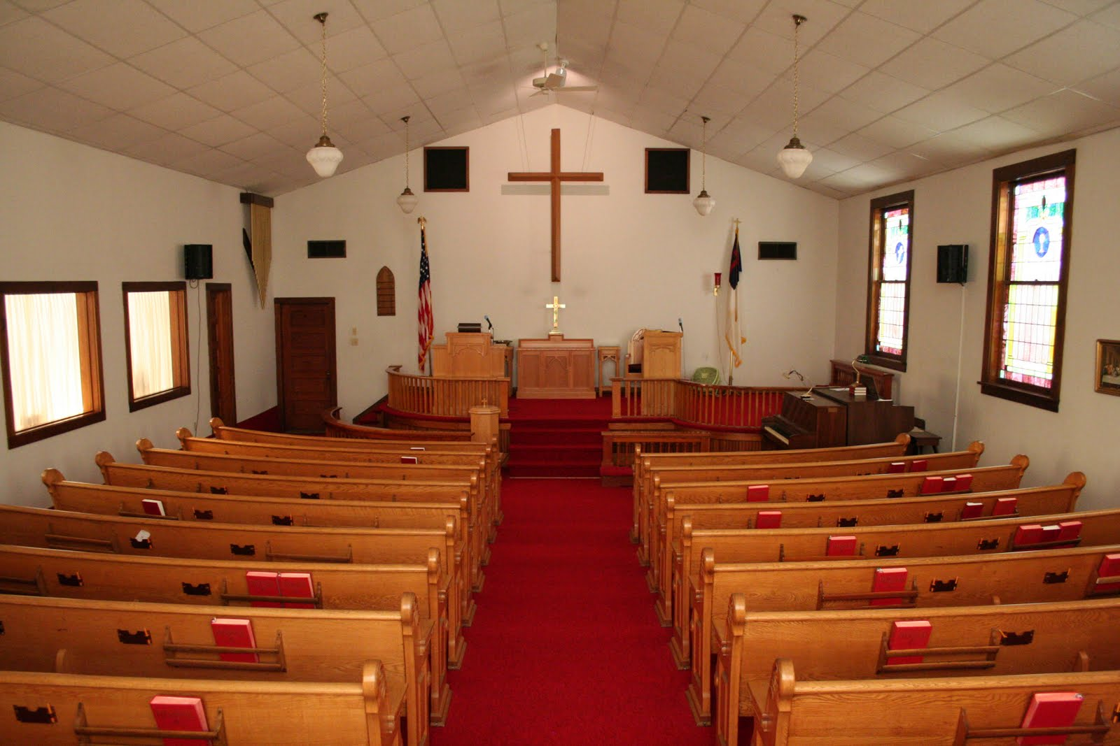 Small Church Sanctuary Design Ideas