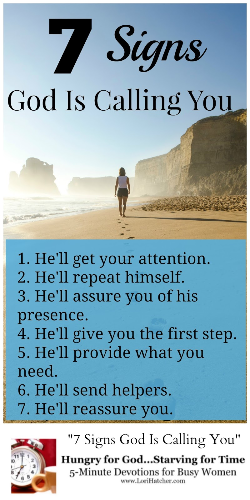 7 signs that you are