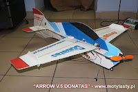 Arrow V.5 Donatas by Motylasty