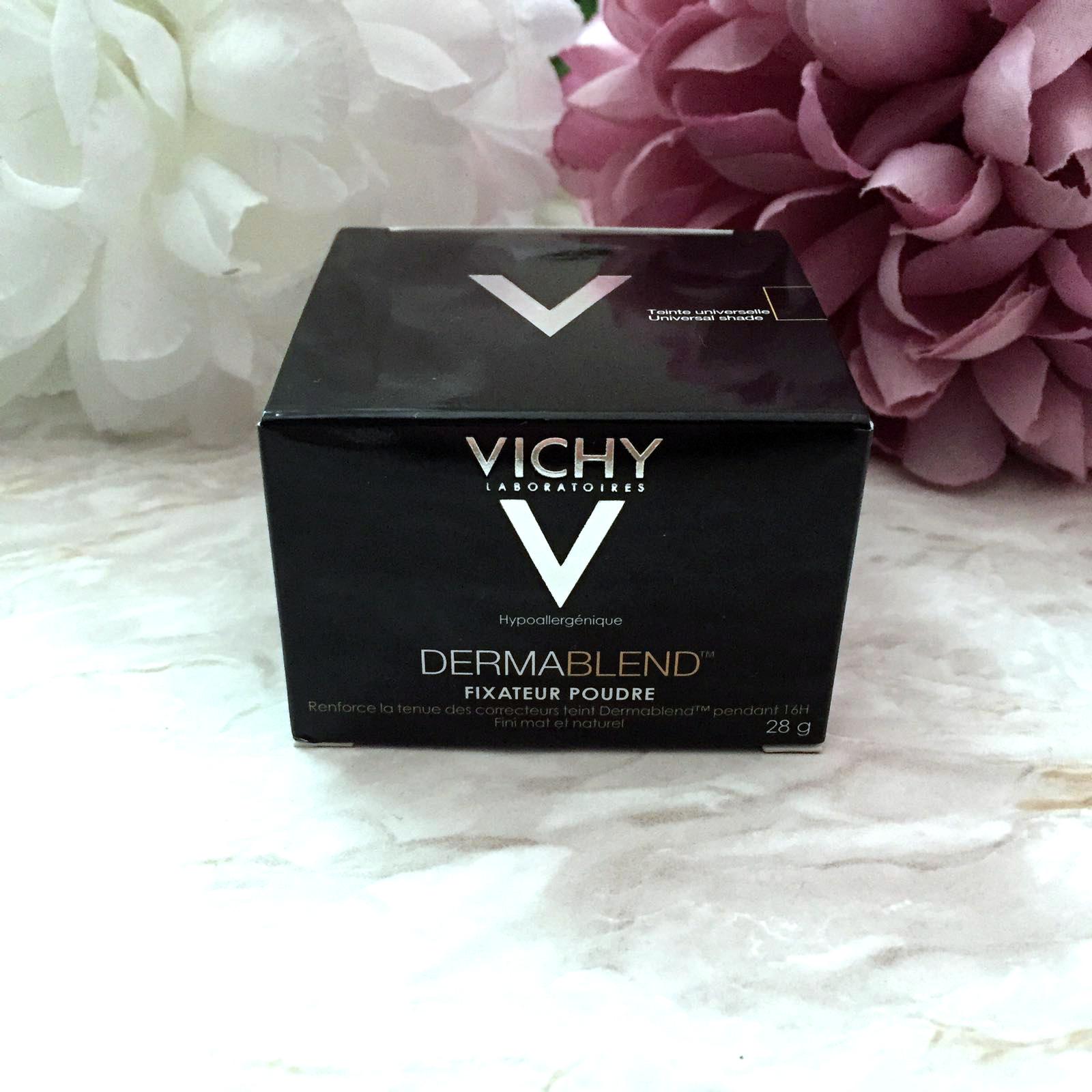 Vichy Dermablend Fluid Corrective Foundation — Hannah Heartss