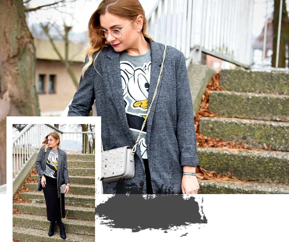 Modeblogger Look für das Büro, Bleistiftrock fürs Büro