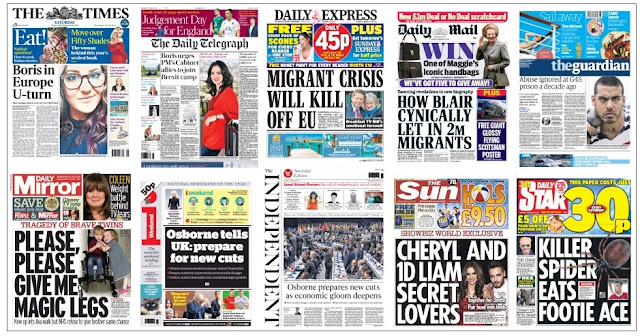 front pages 27-02-16